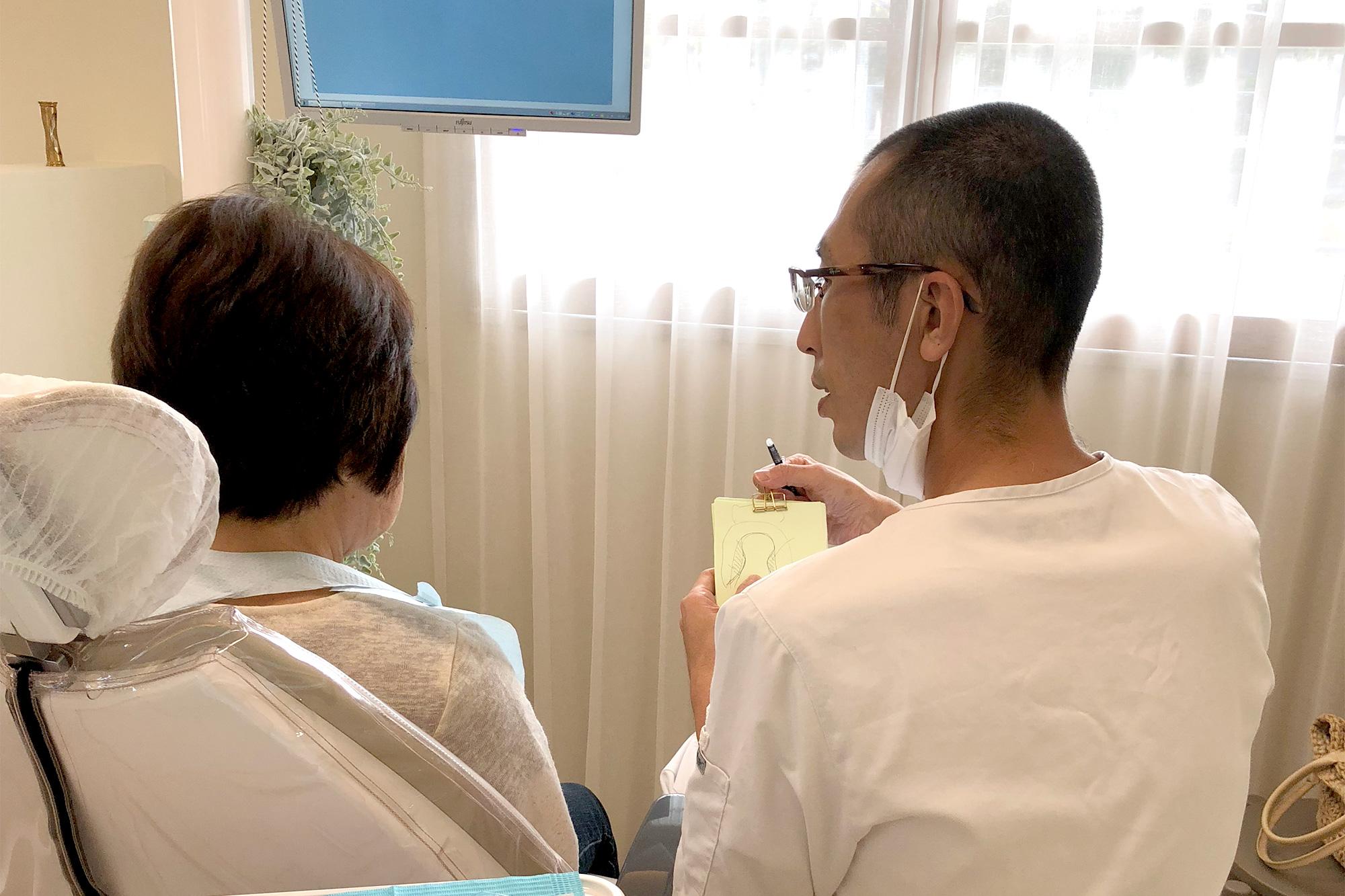 年齢問わず対応するあつみ歯科